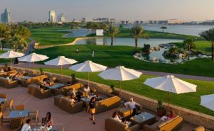 legend golf course dubai